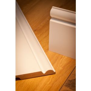 White Skirting 2400mm