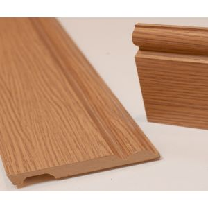 Oak Skirting 2400mm