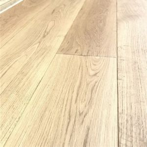 Bois De Vie Engineered Flooring, Wide Aleutian Oak, 20/6mm x 240mm x 2200mm, Smooth & Oiled
