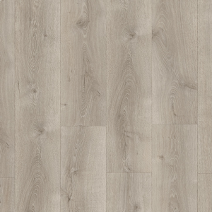 Quickstep Laminate Flooring - Majestic - Desert Oak Brushed Grey, MJ3552 - 9.5mm x 240mm x 2050mm