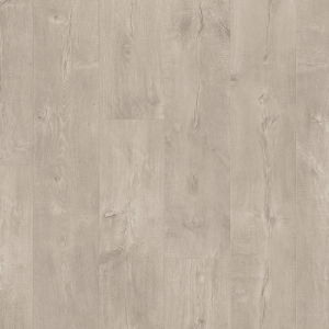 Quickstep Laminate Flooring - Largo - Dominicano Oak Grey, LPU1663 - 9.5mm x 205mm x 2050mm