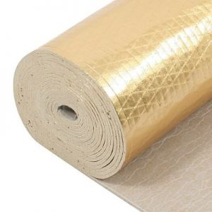 Timbertech Gold Acoustic Plus 5mm Rubber Underlay (8m2) Packs