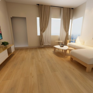 Balento Islands SPC Waterproof Vinyl Flooring, Harbour Landings, 6mm x 180mm x 1220mm