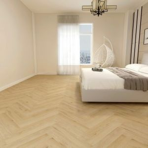 Balento Islands SPC Waterproof Vinyl Flooring, Long Beach Island Herringbone, 6mm x 110mm x 620mm