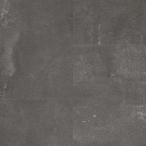 Berryalloc Pure Click 55, LVT Waterproof Vinyl Flooring, Urban Stone Dark Grey, 5mm x 612mm x 612mm