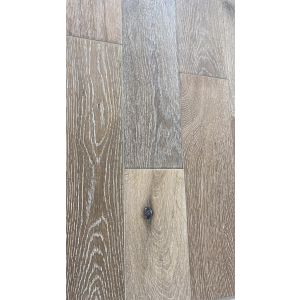 Bois De Vie Engineered Flooring, Malmo Oak, 18/5mm x 125mm x RL, Brushed, Smoked & White Oiled