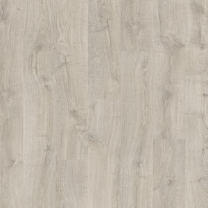 Quickstep Laminate Flooring - Eligna - Newcastle Oak Grey, EL3580 - 8mm x 156mm x 1380mm