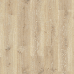Quickstep Laminate Flooring - Creo - Oak Light Wood, CR3179 - 7mm x 190mm x 1200mm