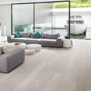 Quickstep Laminate Flooring - Largo - Pacific Oak, LPU1507 - 9.5mm x 205mm x 2050mm