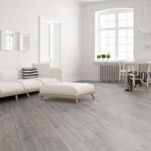 Kronoswiss  Laminate Flooring Grand Selection Evolution -  Pearl Oak - 14mm x 191mm x 1390mm AC5