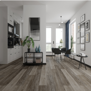 Balento Islands SPC Waterproof Vinyl Flooring, Hudson Bay, 6mm x 180mm x 1220mm