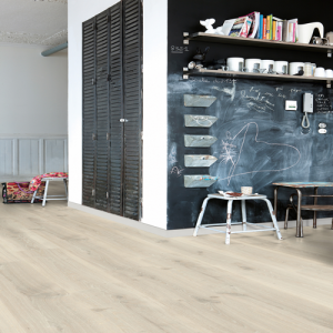 Quickstep Laminate Flooring - Creo - Tennessee Oak Grey, CR3181 - 7mm x 190mm x 1200mm