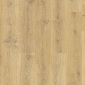 Quickstep Laminate Flooring - Creo - Tennessee Oak Natural, CR3180 - 7mm x 190mm x 1200mm
