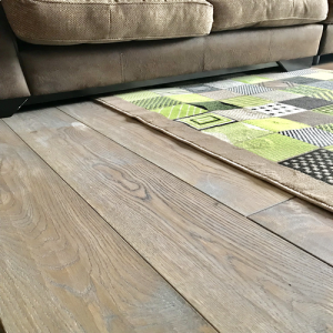 Bois De Vie Engineered Flooring, Walensee Oak, 20/5mm x 190mm x 1900mm, Brushed & Lacquered