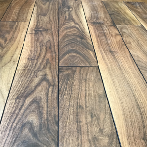 Balento Olympic Laminate Flooring, Whistler Walnut - 15mm x 125mm x RL - Underlay Pre-Attached